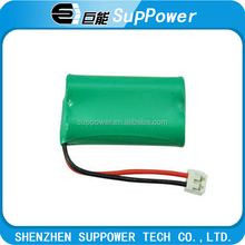 LED battery nominal voltage 2300mah aa rechargeable battery 4.8volt nimh battery pack