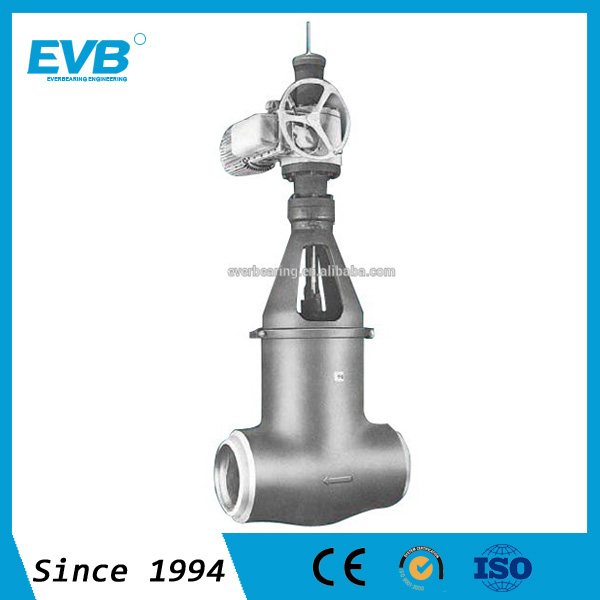 Cast Steel Water Seal Oil Gate Valves Made In China