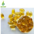OEM packing Cold Pressed linseed oil flaxseed oil capsules