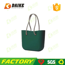 Professional Manufacturer o bag rubber bag silicone tote bag