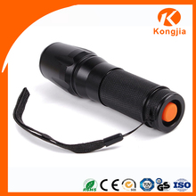 Great Value Zoomable Led Torch Black Timely Service XM-L T6 Handheld Light