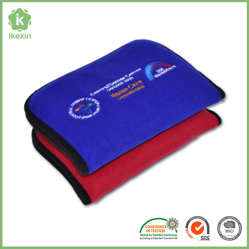 Factory Cheap Polyester Brand Names Of Blanket For Picnic