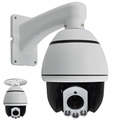 10X Zoom MINI PTZ Night Vision Indoor CCTV Security Speed Dome Camera