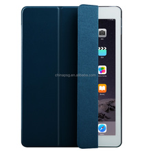 Smart cover for 2017 ipad mini, Hot Selling Smart Magnetic Tablet pc PU Leather case for ipad mini1 2 3