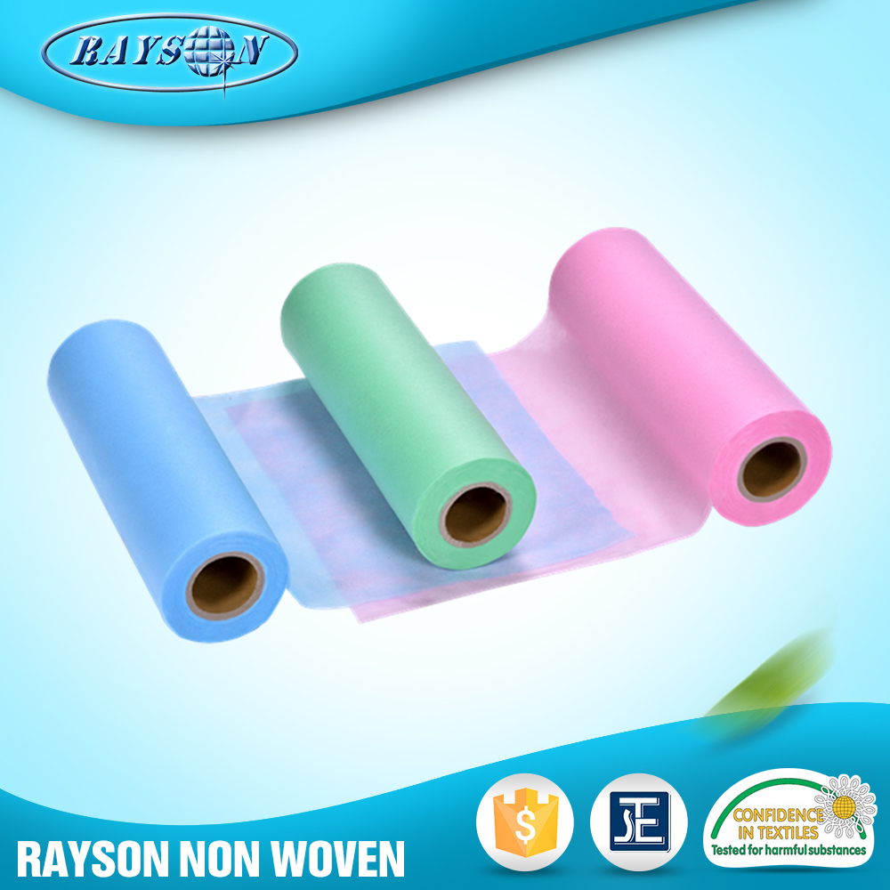 China Goods Wholesale Raw Materials Nonwoven Disposable Medical