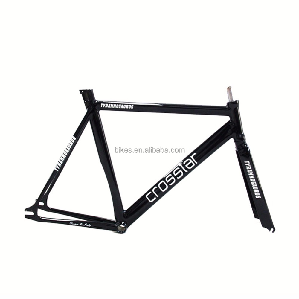 Track bike Frame 58cm 60cm 700C Fixie Road Bike Bicicleta Aluminium Alloy Fixed Gear Bike Frame China Bicycle Frames