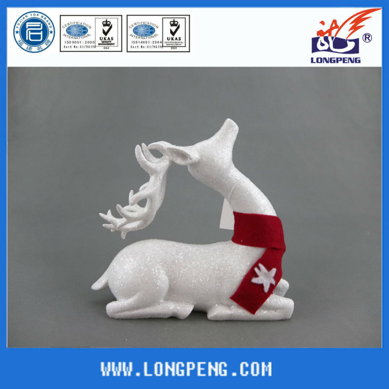Hotsales Resin Christmas Inflatable Reindeer
