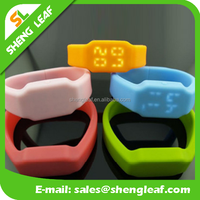 LED Watch USB Flash Drive multifunctional silicon bracelet wristband