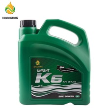 HANKING KNIGHT K6 SAE 20W50 4L*4 Engine Oil API CF-4/SG Engine Lubricants