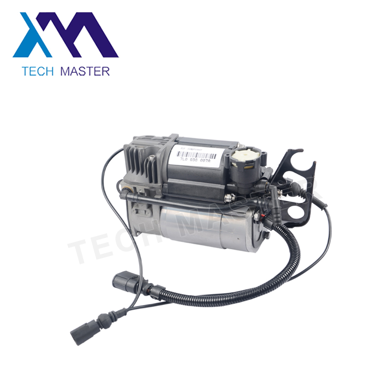 Air Suspension Compressor Direct OEM Replacement for Q7 7L0 698 <strong>007</strong> <strong>A</strong> 7L0698007A Airmatic Air Suspension Compressor Pump