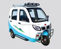 China Supplier passenger tricycle/gasoline motor tricycle/three wheels vehicle