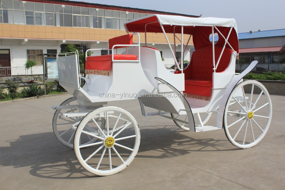 Yizhinuo Victoria horse carriage sightseeing sport wagon/cart