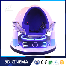 Christmas hot sale automatic game show equipment 9d game machine vr 9d shooting simulator