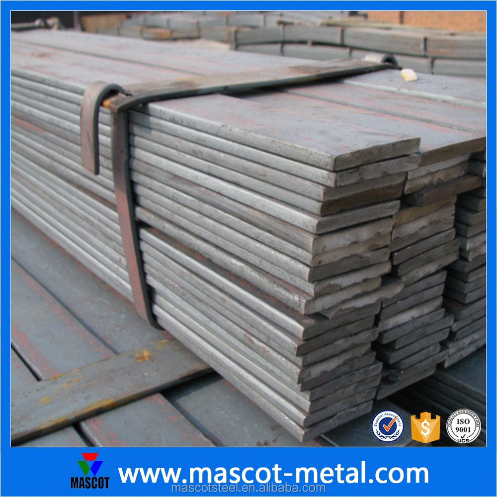 Whole sale hot rolled spring steel flat metal strips SUP7