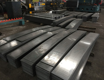 High strength stainless steel plate W.-nr. 1.4117 ( DIN X38CrMoV15 )
