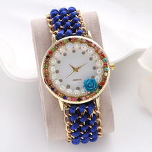 Promotion Women Lady Bracelet Watches Vogue Watch for Party Reloj