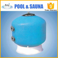 pool sand filter with pump for swimming pool use grundfos pump in china