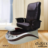 High quality manicure furniture electric massage chair nail salon furniture (S179-3)