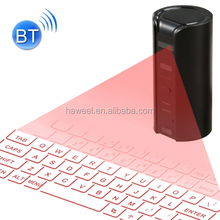 Shaoniao KB630 Mini Pocket Virtual Bluetooth V3.0 Laser Projection Keyboard, Support Handsfree / Audio / Broadcast