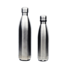 600ml 800ml Sports drink insulated vacuum double wall stainless steel water bottle