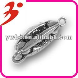 fashion alloy antisilver princess phone charms jewelry pendant(185634)