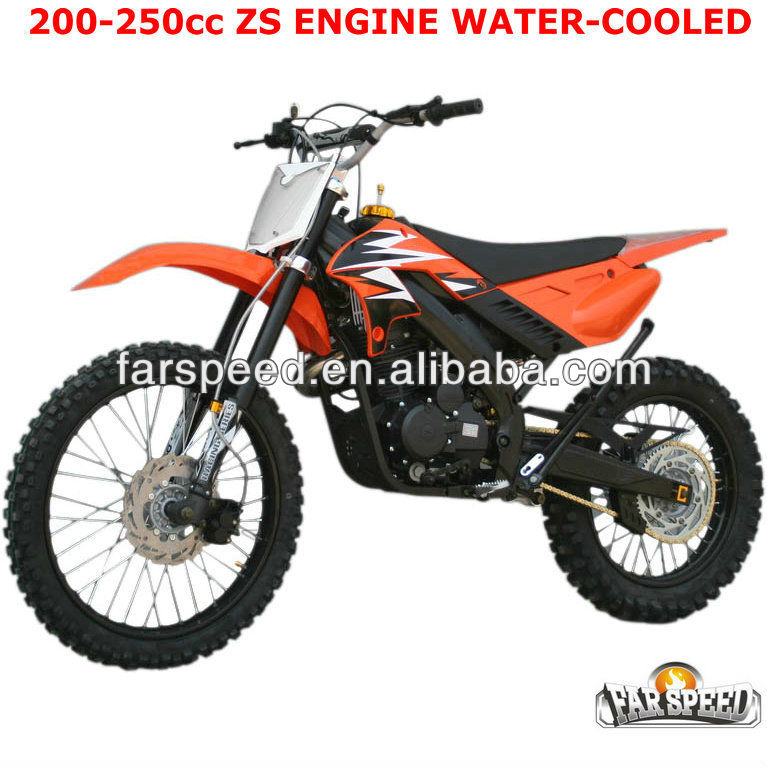 off road Dirt bike 250cc