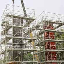concrete used slab roof shoring formwork scaffolding system in concrete for sale