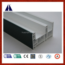 ASA color co-extruded pvc window profile with National standard