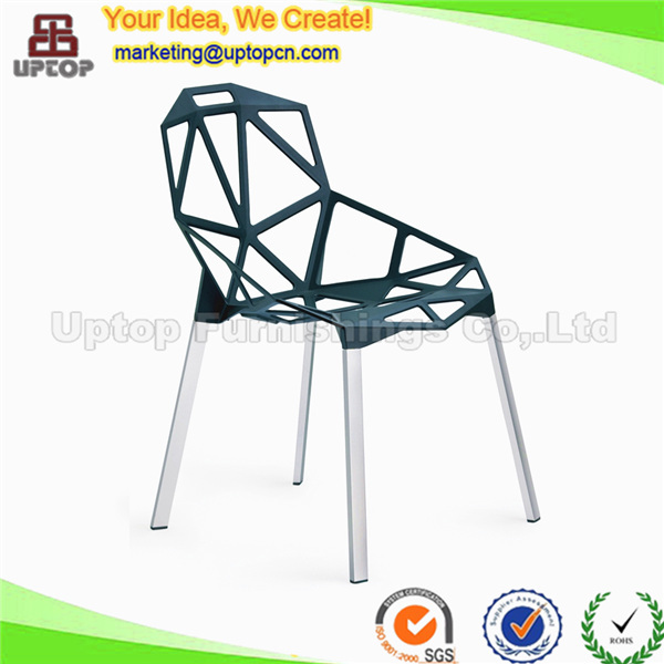 (SP-UC237) modern colorful restaurant replica magis chair one