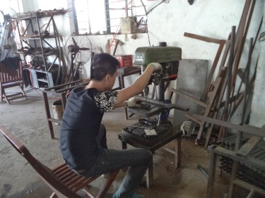 Parts Drilling