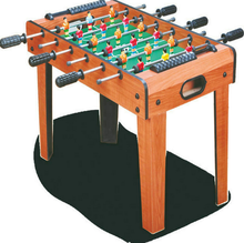 High Quality Mini Solid Wood Cheap Price Football Hand Soccer Game Table For Sale