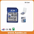 64GB mobile phone sd memory card wholesale