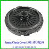 High Quality Truck Clutch Cover Suitable for Scania 3/4 Series 1393185 323483024001