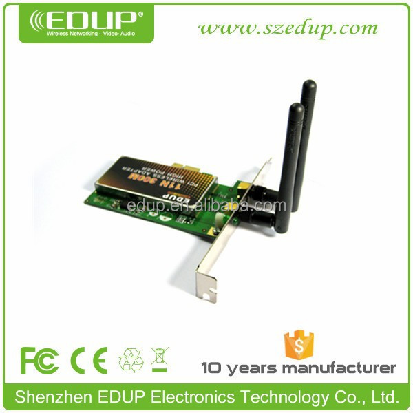 High Quality 802.11N PCI Express 300M Wireless Network Card Wifi Adapter