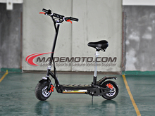 48v 13ah lithium battery 8 inch folding 500w motor 2 wheel electric mobility scooter