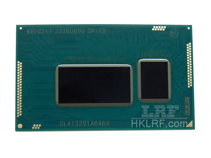 Computer Parts Chips Intel CPU Processor i7-4510U SR1EB
