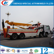Rotator Wrecker 50 ton Heavy Duty Tow Truck Recovery Truck for sale