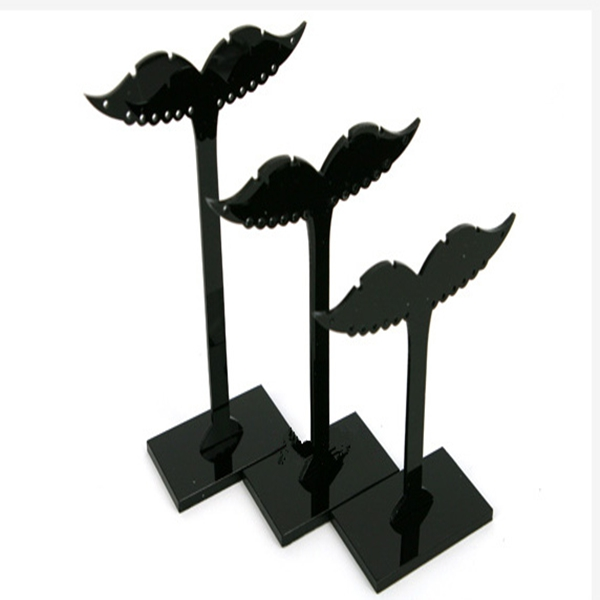decorative black tree earring display stands