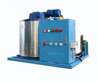 factory price snow ice cream making machines/plant/makers using on fishing flaker price
