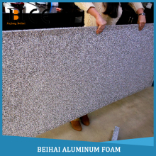 Acoustic Aluminum Foam panel for interior and exterior house building