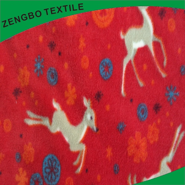 Good quality polar fleece fabric made in usa made in China