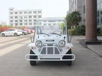 Electric Sightseeing Jeep 4 Seats Golf Cart Wholesale Vehicle for sale
