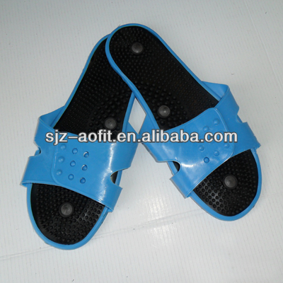 massger slipper for tens/ems machine /massage therapy shoes