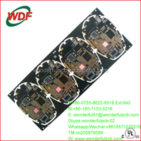 Dual USB Mobile Power Bank Board Battery Charger PCB Printed Circuit Board Manufacturer mobile charger pcb