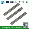 Zinc Adhesive Wheel Balance Weights For