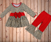 New Trendy vintage children clothing kids chevron vintage children clothing wholesale