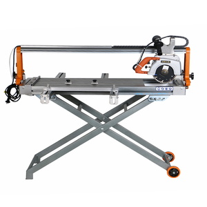 Top Manual Wet Tile Cutter Table Saw for Porcelain and Ceramic Tiles