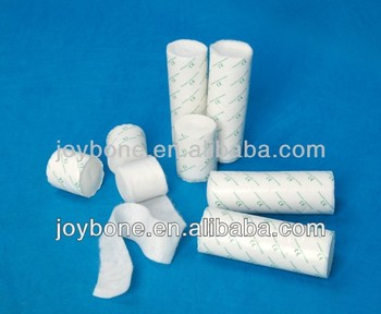 Medical Materials & Accessories Properties and Surgical Supplies cotton padding, undercast padding