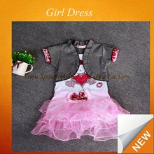 new beauty new model 3 year old latest design baby frock SPXC-250