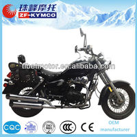 Cheap gas chopper motorbikes for sale(ZF250-6A)